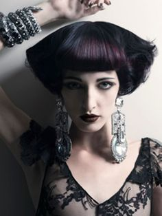 For years Tim Hartley was synonymous with Vidal Sassoon Salons, including many years as the company's creative director. Hartley is now creating gorgeous styles on his own and is partnered with ID Hair and Ego Professional, popular professional products in Europe.