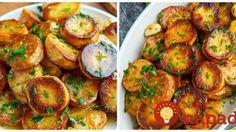 Roztopené zemiaky podľa mojej svokry s tajnou prísadou: Najdokonalejšia príloha na každú príležitosť!