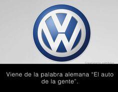 Significado logo Volkswagen
