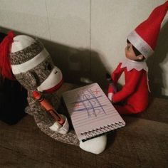 20 Best Elf On The Shelf Ideas Images