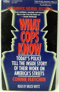 What Cops Know AudioBook Cassettes Chicago Police Crime
