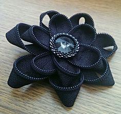 My zip brooch!