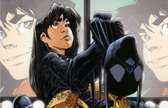 What does Cassandra Cain mean to me?