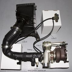 Boost related issues on Turbo Subarus: This is the layout of the stock turbo subaru boost control system. #subaru #subaruidiots #turbo #WRX #STi #Rally #Turbo #Turbocharger