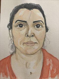 Esra's portrait