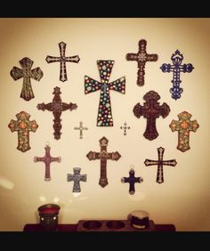 A cross wall I found on Google