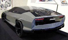 2009 Fabian Weinert Lamborghini Espada Concept 03