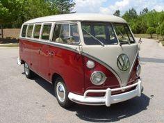 VW Camper Front