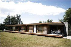 scandinavian retreat.: The architects summer house
