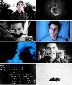 #TeenWolf - Void Stiles