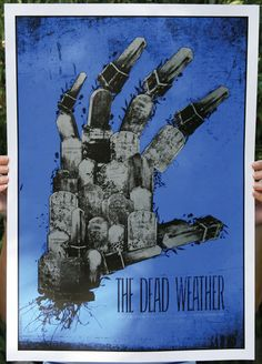 GigPosters.com - Dead Weather, The - Harlem