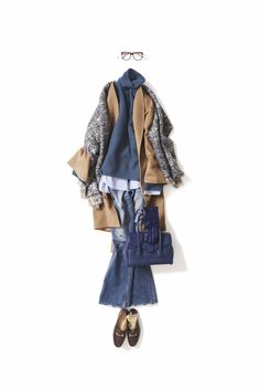 KK Closet love the wrap Fashion Over 50, Daily Fashion, Fashion Looks, Denim Fashion, Fashion Outfits, Womens Fashion, Fashion Trends, Mode Outfits, Trendy Outfits