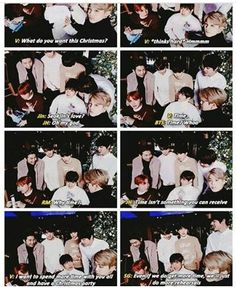 """Besides spending time with your members we know theres another meaning behind """"Time"""". Love you tae tae"""