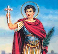 Que la intercesión del glorioso Mártir San Expedito nos encomiende, oh Dios, a tu Bondad, a fin que su protección nos obtenga la Gracia de Dios...