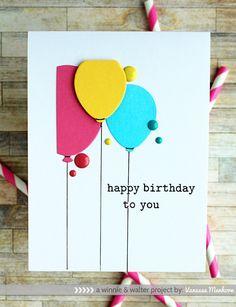 Diy Kids Birthday Cards Inspiration Ideas For 2019 Birthday Cards For Mom, Homemade Birthday Cards, Mom Birthday Gift, Birthday Crafts, Funny Birthday Cards, Friend Birthday, Birthday Greetings, Birthday Ideas, Humor Birthday