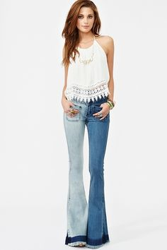 how cool are these jeans?