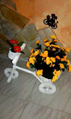 Treciclo fioriera by Santino Cossu & Ilenia Pintus