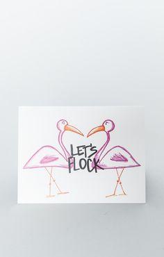 Show Me Your Mumu ~ wildCARD ~ Let's Flock
