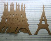 eiffel tower on Etsy, a global handmade and vintage marketplace.