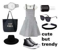 """""""real style"""" by styles-fashions on Polyvore featuring Converse, Venus, rag & bone, Miss Selfridge, Topshop and Essie"""