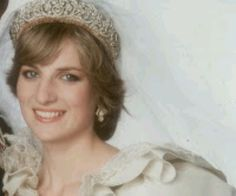 Princess Diana Bride