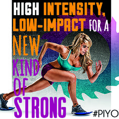 High intensity, low-impact, for a new kind of strong #piyo http://www.chalenejohnson.com/piyo