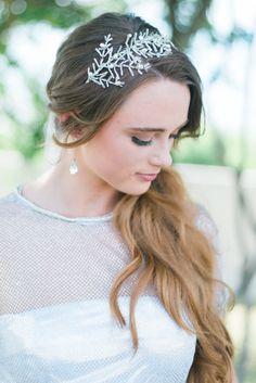 Wedding headpiece | Wedding & Party Ideas | 100 Layer Cake