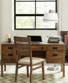 Champagne Home Office Furniture