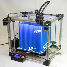 "Fusion3 F306 3D Printer - 12"" x 12"" x 12"" Build Volume"