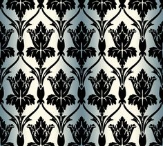 Sherlock Pattern 3 Rotate fabric by edenkestral on Spoonflower - custom fabric Also can be made into gift wrap