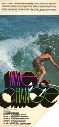Waves of Change (1969) | Surf Classics