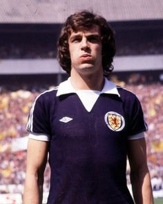 Joe Jordan Scotland (Apps Debut v England in 1973 Joe Jordan, Retro Football, International Football, Cool Countries, Leeds, Football Players, Scotland, Kicks, Polo Ralph Lauren