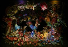 The Mythical World of Collage of Kristjana S Williams [London]   Trendland