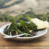Recipe Box: California Dried Plums with Sautéed Kale and Coconut