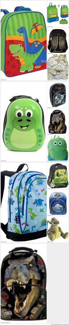 f21fa361576e Cute Dinosaur Backpacks for School that Children will Love