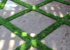 Hardscaping 101: Artificial Grass: Gardenista