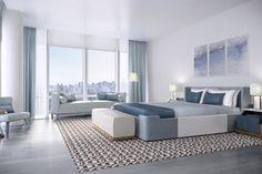 Bedrooms - Home-Styling: In Memoriam David Collins * Em Memória De David Collins