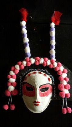 Cultural Masks-Grade 8