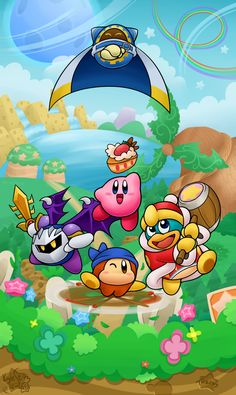 Kirby's Return to Dream Land by *Torkirby on deviantART