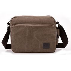FREE SHIPPING - High Quality Multifunction Men Canvas Bag Casual Travel Bolsa Masculina Men's Crossbody Bag Men Messenger Bags - LOW PRICE