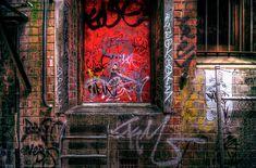 Grunge Junkies Unite Photograph by Wayne Sherriff