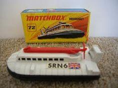 Matchbox 72 - SRN6 Hovercraft