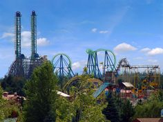 Idaho, Silverwood