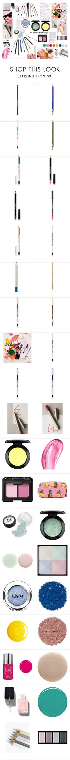 """Senza titolo #6014"" by waikiki24 ❤ liked on Polyvore featuring beauty, Lancôme, Clarins, Marc Jacobs, Givenchy, Christian Dior, Dolce&Gabbana, Ilia, MAC Cosmetics and Chantecaille"