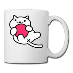 Anime Neko Atsume Cat Playing Ball Cool Espresso Mugs *** Insider's special review you can't miss. Read more  : Cat mug