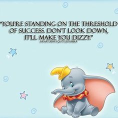 Dumbo Quotes Cool Dumbo Quotes  Via Sarah Tootie May Hardin  Wise Words  Pinterest