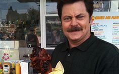 Ron Swanson's Top 5 Most Ron Swanson-y Moments