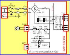Soft Start Circuit Schematic Inverter Welding Machine, Electronic Schematics, Audio Amplifier, Circuit Diagram, Circuit Board, Ark, Arduino, Motor, Electric
