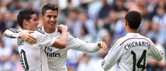 Goleada escandalosa del Real Madrid al Deportivo 8-2 | A Son De Salsa