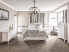 Sorenmobler craft bedroom furniture made from timbers of exceptional quality using the latest precision machinery and traditional wood working methods. This combined ensures their pieces not only have a beautiful finish but also great durability. ...